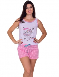 Baby Doll Estampado