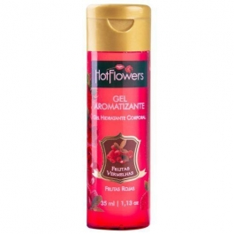 Gel Aromatizante Hot Flowers 35ml