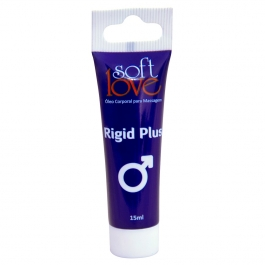 Rigid Plus.Excitante Masculino. 15ml