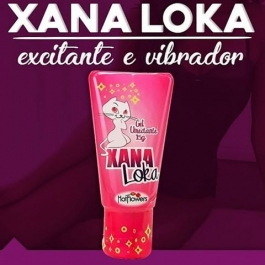 Xana Loka. Excitante feminino Hot flowers.